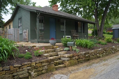 South Street Cottage - Mineral Point - Haus