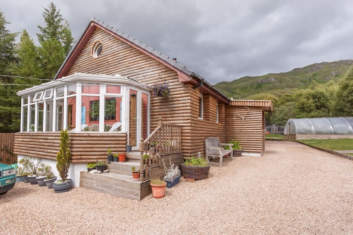 Spa S/C or B&B Lochailort, Highlands Scotland - Lochailort - Huis