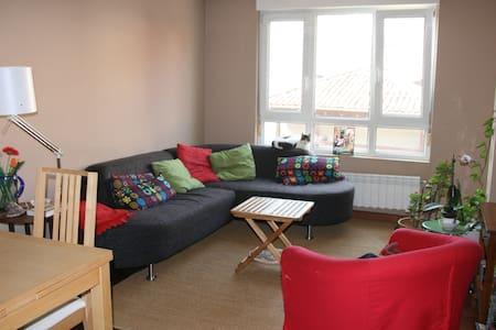 piso nuevo centrico y muy agradable - Lägenhet
