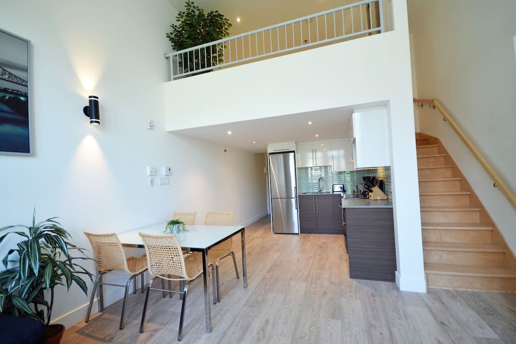 Appartements MK-Mezzanine // MK-Mezzanine apartments