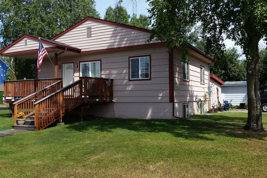 Lincoln House Ii Houses For Rent In Anchorage Alaska