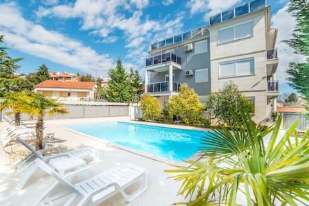 Apartments Stella Adria / Two Bedrooms A1 - Pula