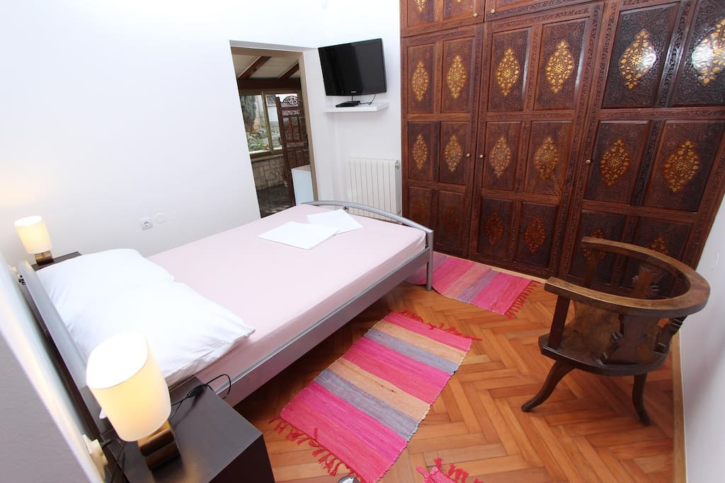 Biba Rovinj unterkunft fewo ubytovani Hotel beach