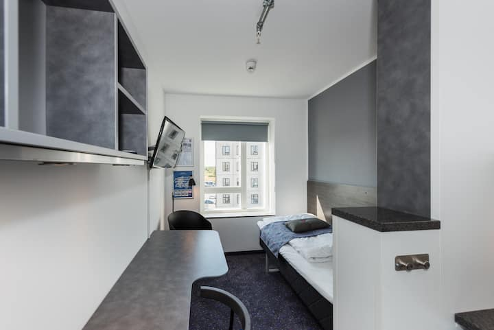 Single Apartment med kitchenette