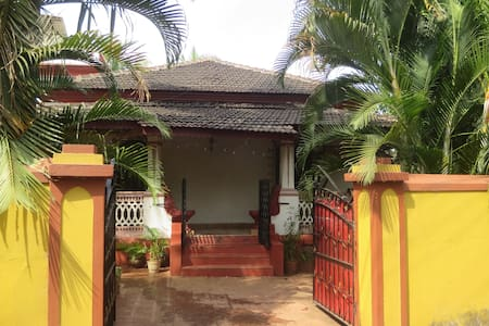 4BHK Villa on the island of Corjuem, North Goa. - Aldona