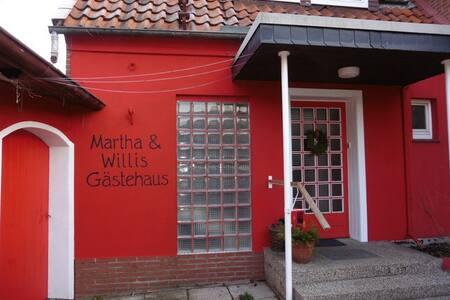 Martha & Willis Gästehaus