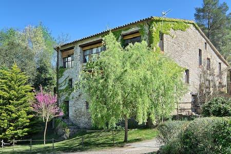 Casa rural en La Garrotxa - Mieres