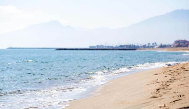Face à la mer pour des vacances idéales