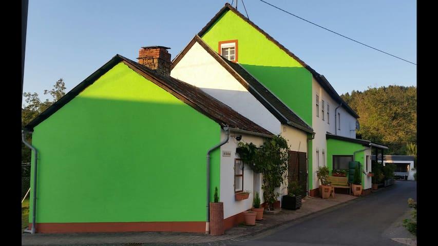 Gemütliche Ferienwohnung im Dorf