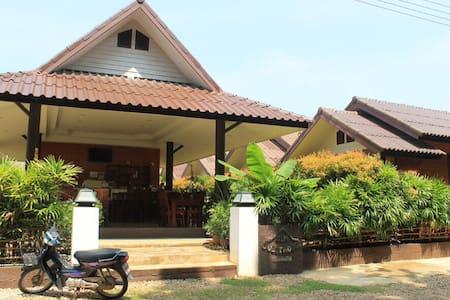 Jim Guesthouse | Kanchanaburi - Muang - Bungalow