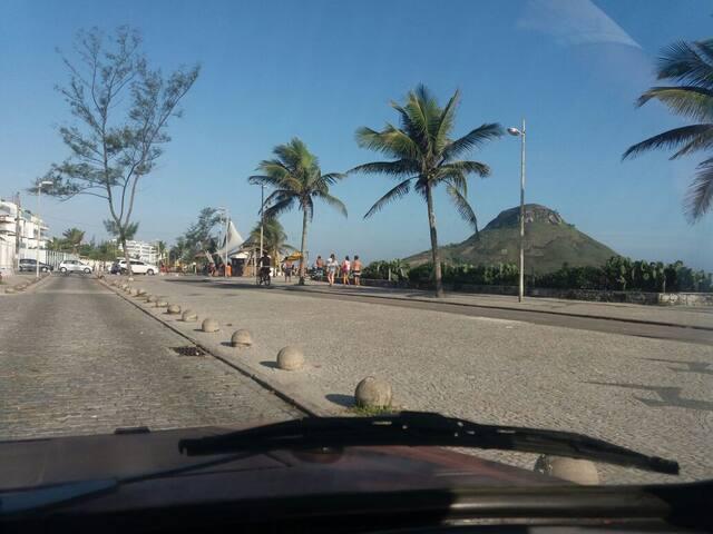 Hospedagem  Suite Praia Recreio  Rio de Janeiro