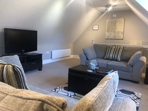 Beechfield House Luxury Detached Apartment