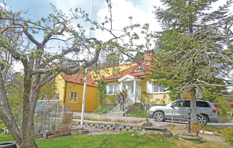Holiday cottage with 4 bedrooms on 176 m² in Mariefred