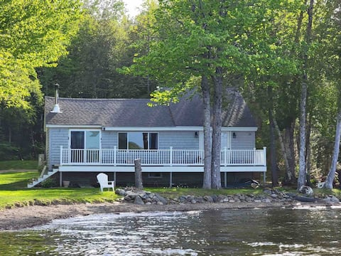 Lake Front Cabin with ATV/Snowmobile trail access