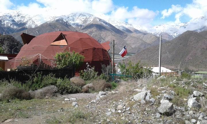 Casa - Domo Geodésico