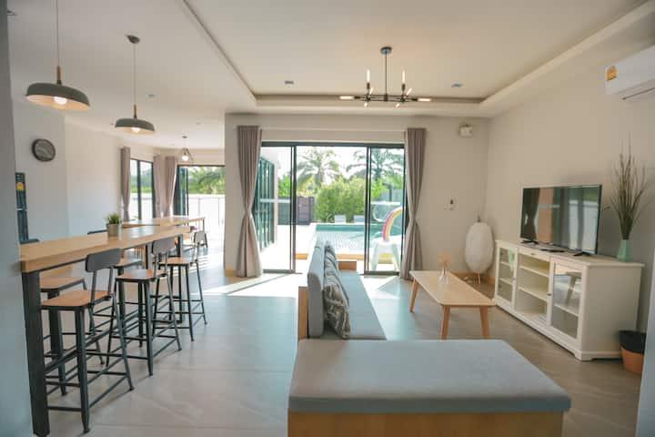 Aonang 9 poolvilla 2 @Krabi