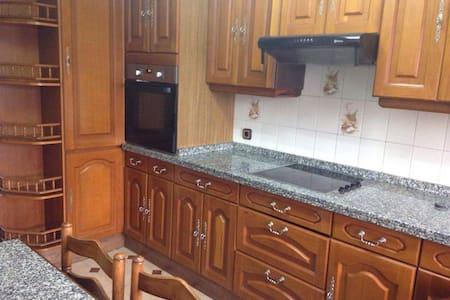 Piso cómodo y céntrico para moverse por Asturias - Pola de Siero - Dom