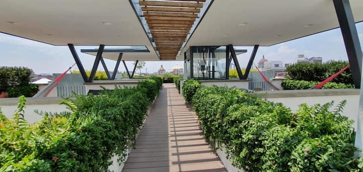 Loft nuevo en el Centro Histórico de la Ciudad