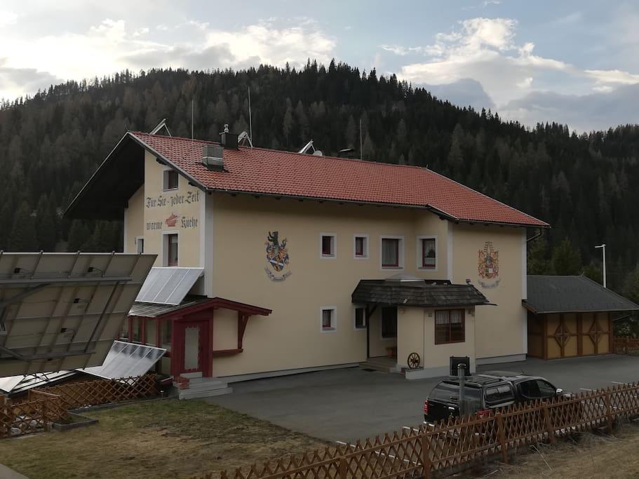 Haus Flattnitzer Stube