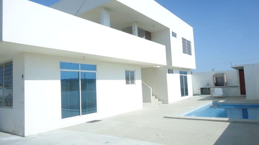 Apartment ground floor&pool - PlantaBaja & piscina - Santa Elena - Apartament