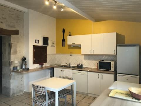 Charmante maison dans la vallée de la Charente