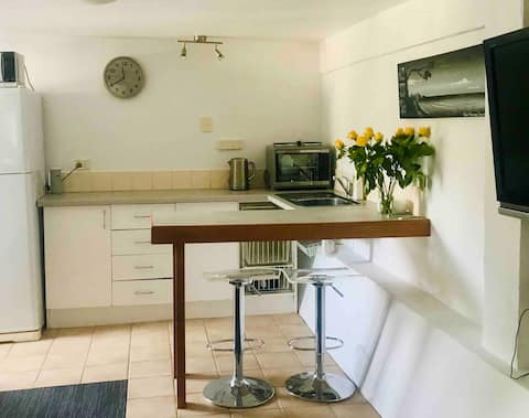 Tranquil Modern Studio apartment near St Heliers