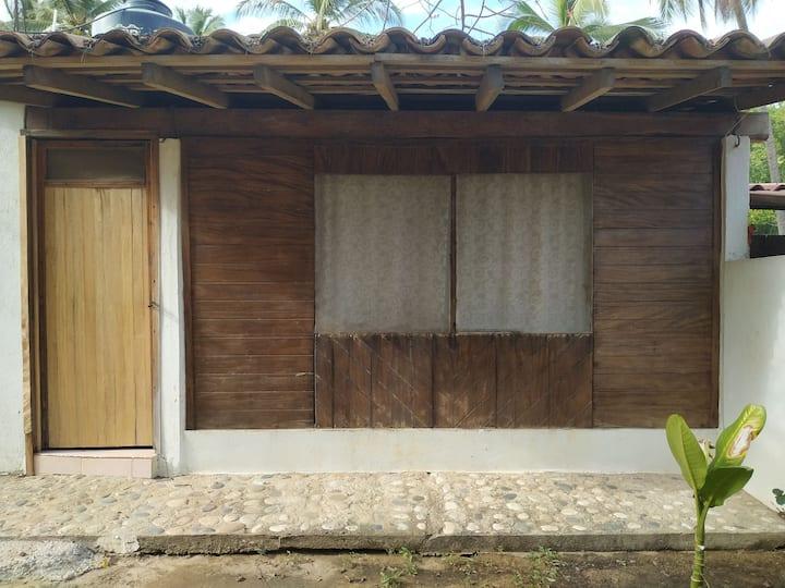 Habitación en playa La Bocana, Marquelia