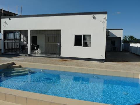 Appartement de luxe (A) avec piscine Paramaribo Nord