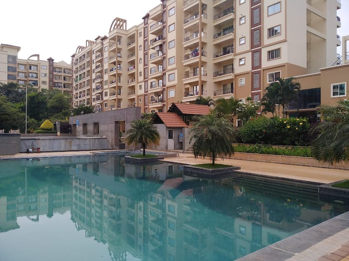 Beautiful apartment Electronic city - 2BHK