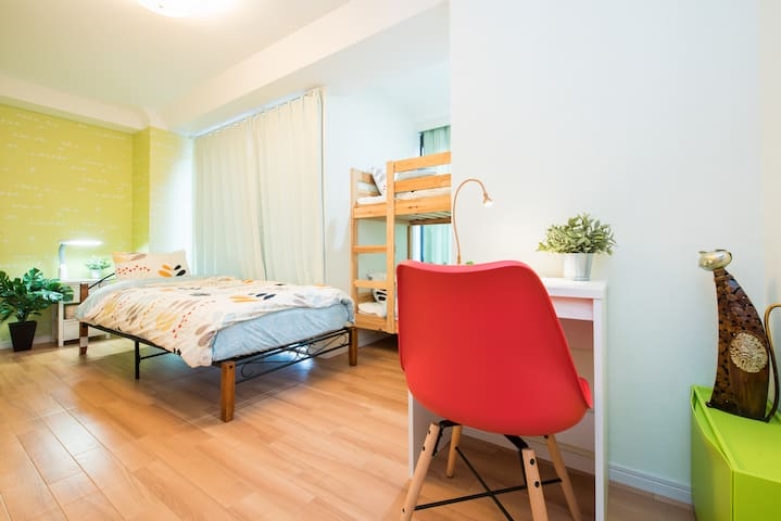 【SAKURAHOUSE】2mins to sta.!Cozy and Convenient!309
