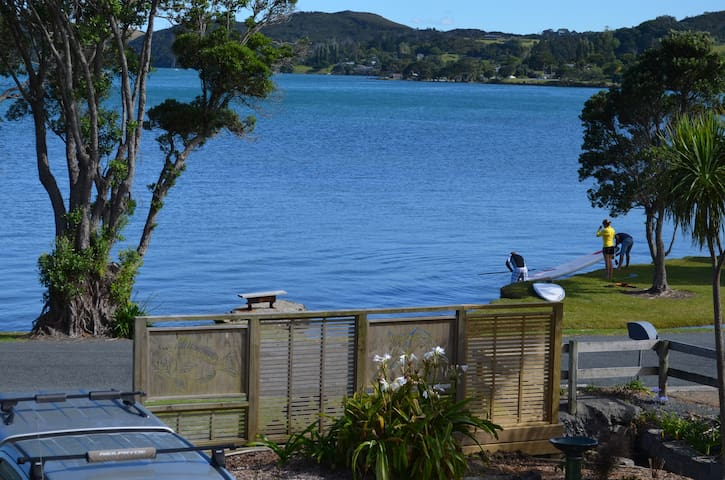 Seaside Anchorage - Whangarei Heads