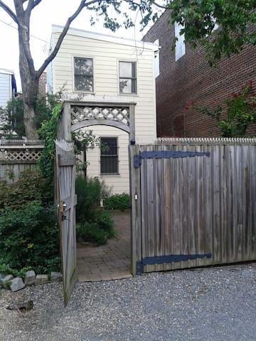 Historic Church Hill private apt. - Richmond - Apartamento