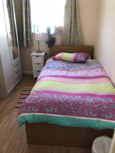Julieta's flat