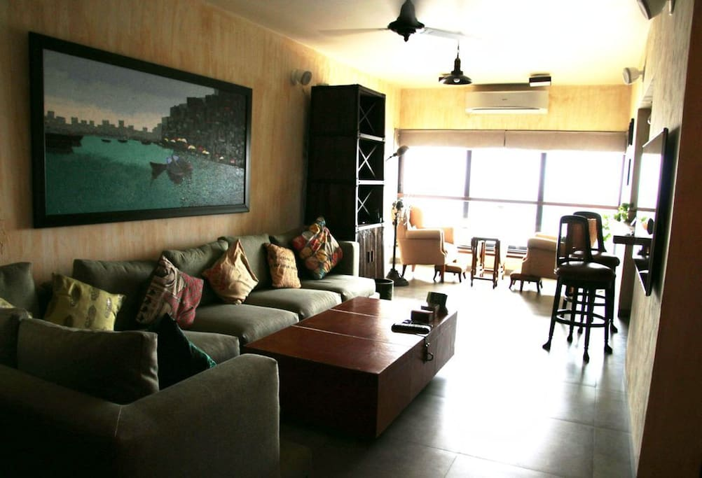 Charming Sea View Home In Colaba Apartments For Rent In Mumbai Maharashtra India