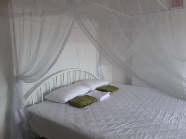 Double Room With Balcony in Curry Leaf Hostel