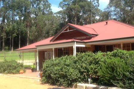 MUNDARING Beautiful Home on 5 Acres - Mundaring