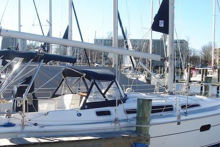 Hunter 36' Sailboat - Annapolis
