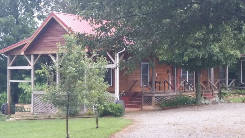 Birdsong Cottage, Franklin KY - Franklin - Chalet