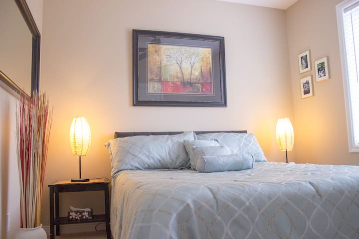 Cozy Room in spacious home - Chilliwack - Casa