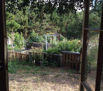 Garden view cabin - Penngrove