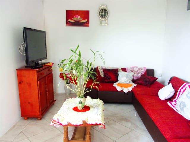 Le Hameau, un appartement entier et privé - La Trinité - Apartment
