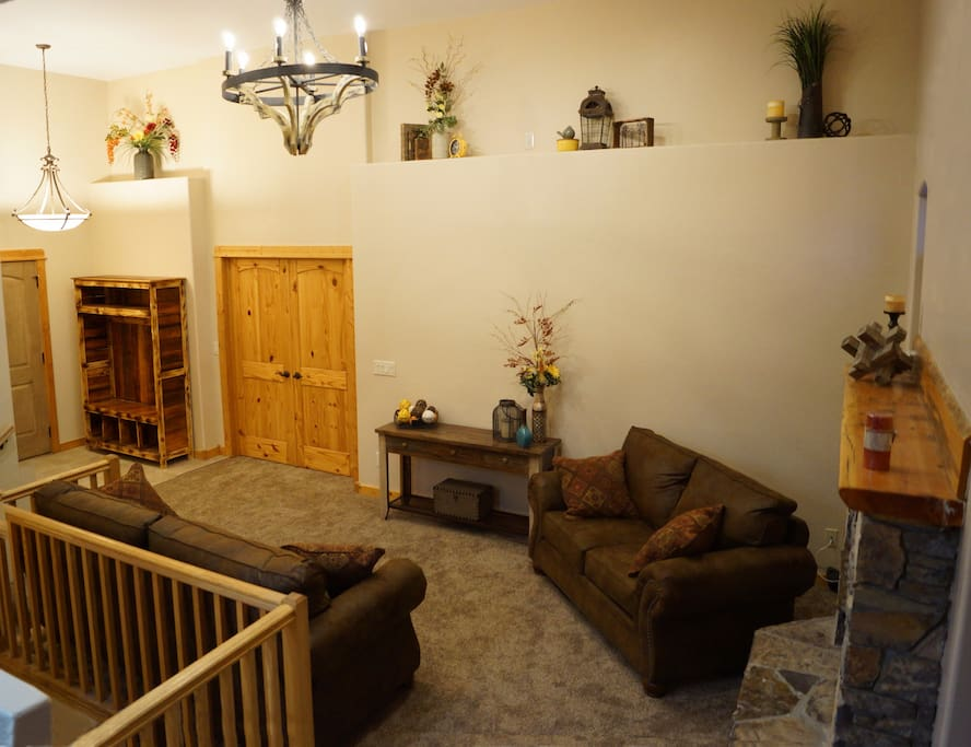 Here is the Living Room