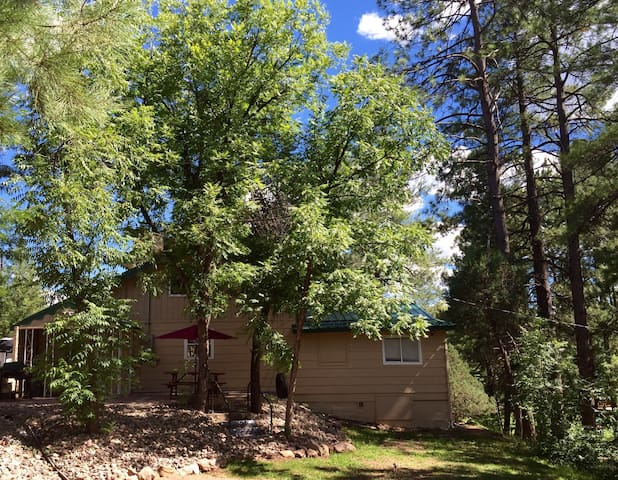 Create Memories - Peaceful Cabin.  Sleeps 14+ - Payson - Cabane