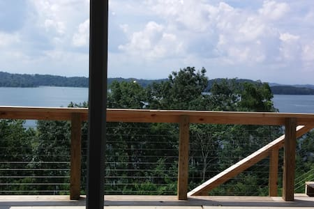 On Douglas Lake w/View! Full Suite Private Access - Dandridge - Haus