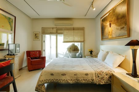 Big Room 2 Close to the airport - New Delhi - Daire