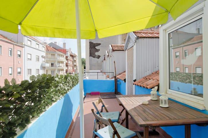 Rosita's Loft - tasting true Lisbon - Lisboa - Loft