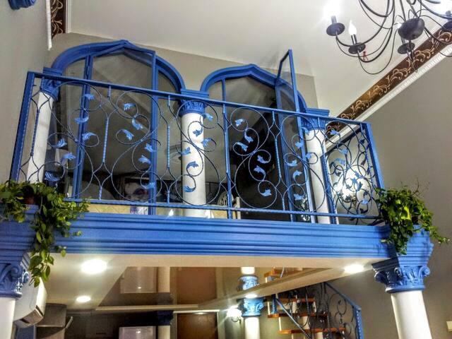 Ninush Romantic 2 Level Apartments Orbi Residence