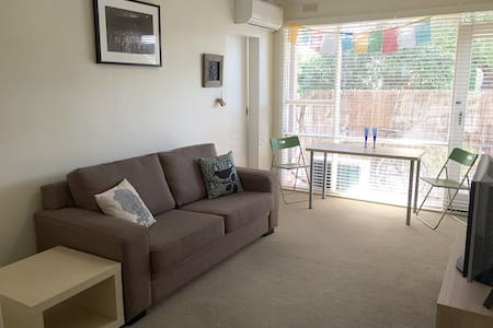 1BR Private, Sunny, Central - Caulfield South - Appartamento