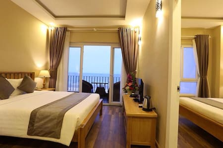Sea view room with 2 bedrooms #2 - Da Nang - อพาร์ทเมนท์