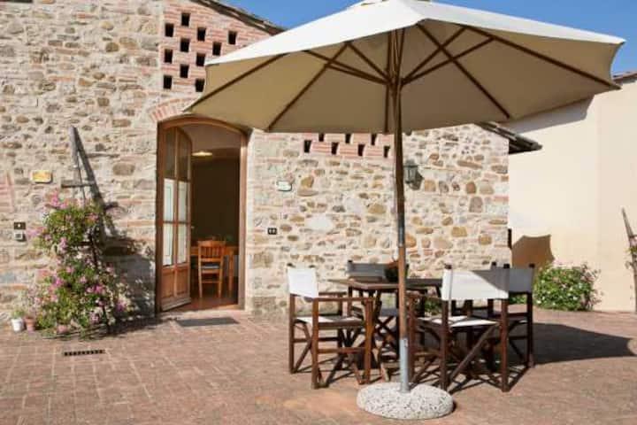 Casa di Giotto - I Greppi di Silli farmhouse